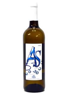 Biele víno As de Mas