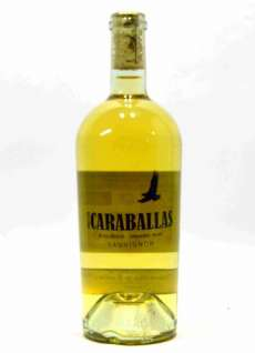 Biele víno Caraballas Sauvgnon Blanc