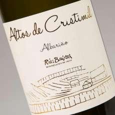 Červené víno Altos de Cristimil