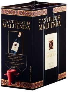 Červené víno Castillo de maluenda BIB 3L G Sy