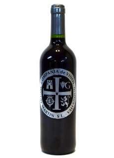 Červené víno Compañia de Vinos M. Martín Tinto  - 12 Uds.