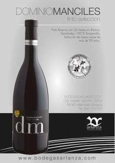 Červené víno Dominio de Manciles, Selección Especial