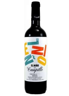 Červené víno El Niño de Campillo