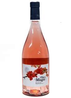 Červené víno Flor de Muga Rosado