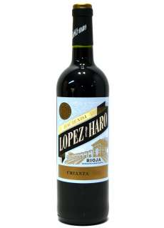 Červené víno Hacienda López de Haro