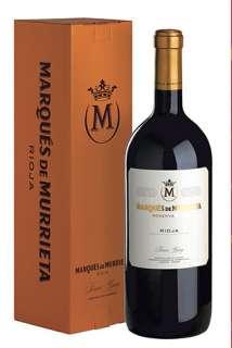 Červené víno Marqués de Murrieta  (Magnum)
