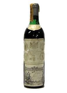 Červené víno Marqués de Riscal