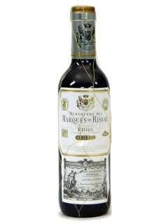 Červené víno Marqués de Riscal  37.5 cl.