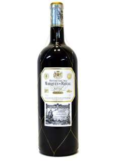 Červené víno Marqués de Riscal  (Magnum)
