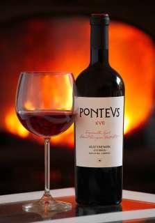 Červené víno PONTEVS