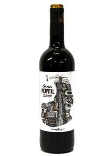 Červené víno Sanz La Capital