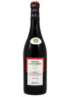 Červené víno Sierra Cantabria Cuvee Especial