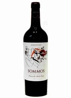 Červené víno Sommos Varietales Tinto