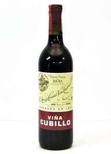 Červené víno Viña Cubillo
