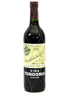 Červené víno Viña Tondonia