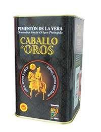 Ďalšie špeciality Caballo de Oros, PICANTE