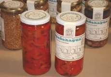 Horkosladká papriky Vegasahagún
