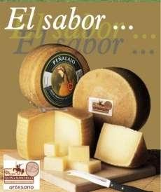 Manchego syr Peñalajo