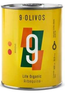 Olivový olej 9-Olivos, Arbequina