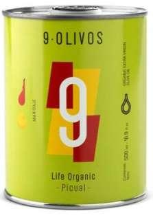 Olivový olej 9-Olivos, picual