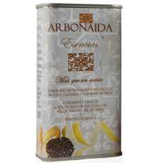 Olivový olej Arbonaida, Esencias Tedeum