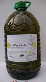 Olivový olej Serra la Llena
