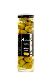 Olivy Clemen, Olives-Naranja