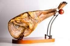 Pyrenejský-ham rameno Ibéricos Collado