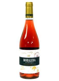 Ružové víno Moraleda Rosado