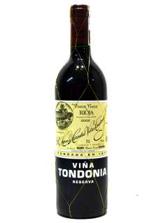 Víno Viña Tondonia