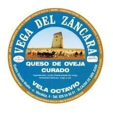 Vytvrdený syr Vega del Záncara